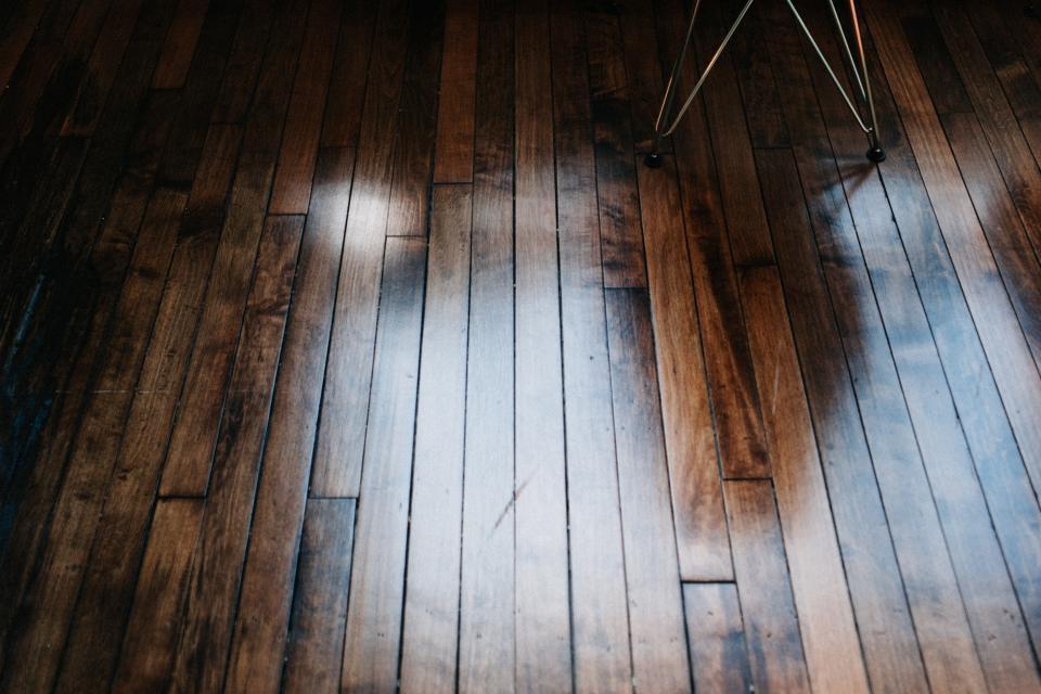 Piękna podłoga